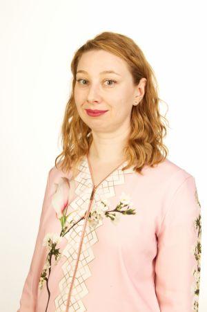 Emilia Machuca, Vice President