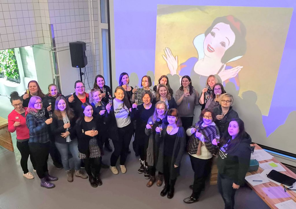 Women in Games Finland ry constitutive meeting 2019