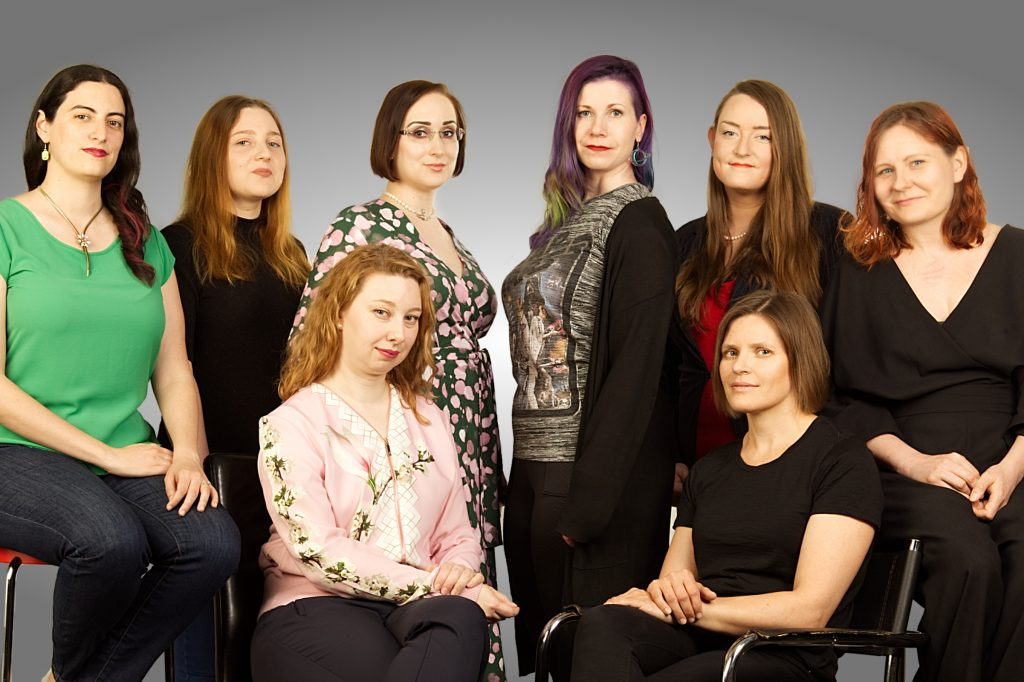 Women in Games Finland's board